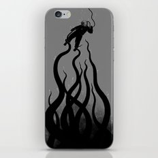 The Abyss iPhone & iPod Skin