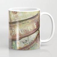 Chevy Patina Mug