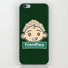 Become Part Of The Herd iPhone & iPod Skin