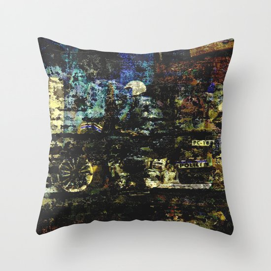 LAMOTO Throw Pillow
