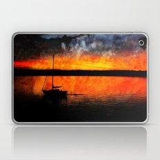 Campbell River Marina Su… Laptop & iPad Skin