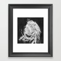 Ellie Framed Art Print