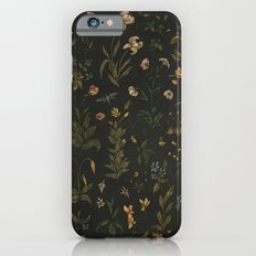 Old World Florals iPhone 6 Slim Case