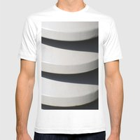 CHIC Mens Fitted Tee White SMALL