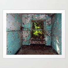 Secret Room Art Print