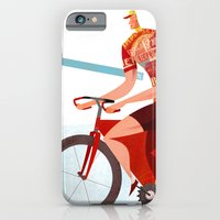 Bicycle Tour de France Tandem for Three iPhone 6 Slim Case