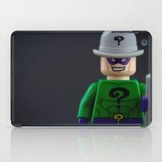 Edward Nigma iPad Case