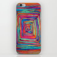 Colorful Yarns - For Iph… iPhone & iPod Skin