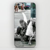 Dark Times In A Colorful… iPhone & iPod Skin