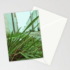 Alley vegetation Stationery Cards