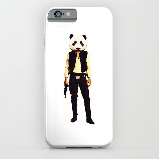 Pan Solo iPhone & iPod Case