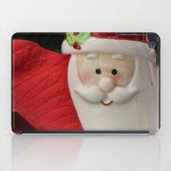 The Holidays Make Him Fe… iPad Case