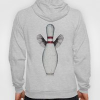 The dream of the bowling pin Hoody