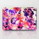 flowers and dandelions iPad Case