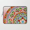 Circus Mandala Laptop Sleeve