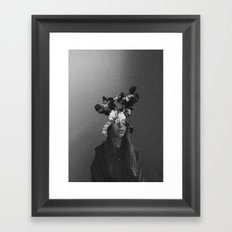 Noble Ritual Framed Art Print
