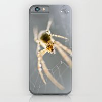 iPhone & iPod Case featuring Little Spider by Vincentograph