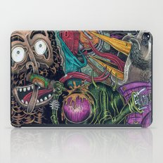 Sid Squish and the Death Collectors iPad Case