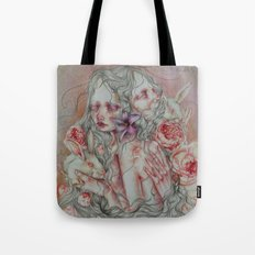 Lovely Skin Tote Bag