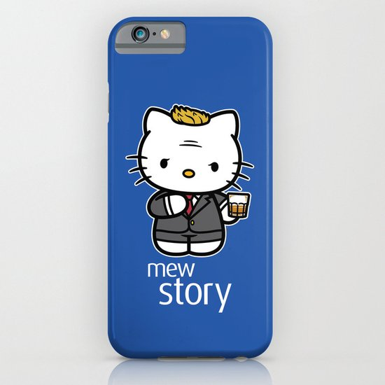 Hello Barney iPhone & iPod Case
