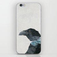 Raven Croft iPhone & iPod Skin