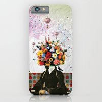 iPhone & iPod Case featuring Madame Noon by Mo.Awwad