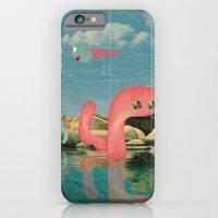 lago animato iPhone 6 Slim Case