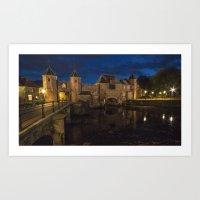 Amersfoort Koppelpoort B… Art Print