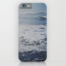 Listen to the Waves - Color iPhone 6s Slim Case