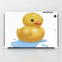 Quack iPad Case