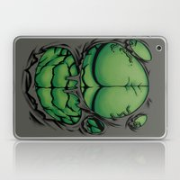The Green Giant Laptop & iPad Skin
