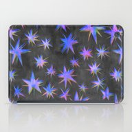 Starry Night {grey} iPad Case