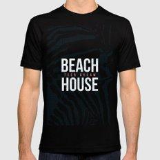 Teen Dream - Beach House Black SMALL Mens Fitted Tee