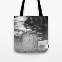 Ukrainian Castle Tote Bag
