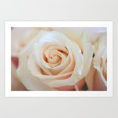 Soft to Touch Art Print