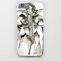 iPhone & iPod Case featuring Your Majesty by Anna Wand