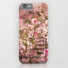 rules of life - jack kerouac  Slim Case iPhone 6s