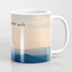 Roam Far & Wander Wide Mug