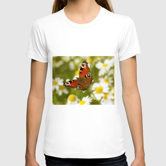 Butterfly - Peacock T-shirt