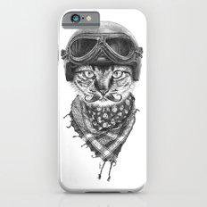 Don't Pussy Me iPhone 6 Slim Case