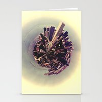 chicago Stationery Cards featuring Chicago by Valerie Manne