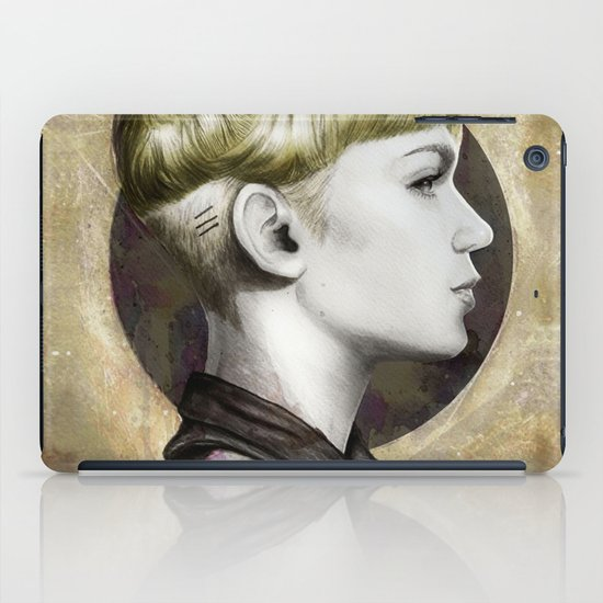 GrimesI iPad Case