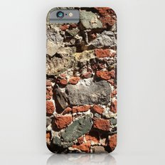 Rock Wall, Pattern, Virgin Islands, West Indian iPhone 6 Slim Case