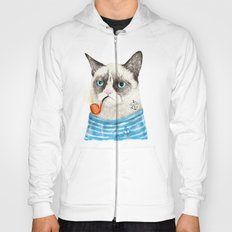 Sailor Cat I Hoody