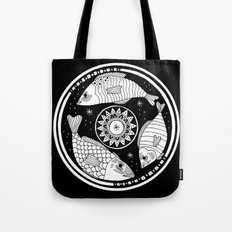 Magic Fish I Tote Bag
