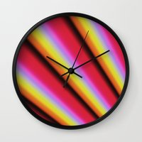 Touch Of Sunshine Wall Clock