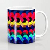 Spectrum Cubes / Pattern… Mug