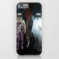 Space Check 2 Collage iPhone 6 Slim Case