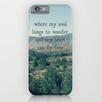 Where My Soul Longs To W… iPhone 6 Slim Case