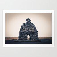 Bárður Snæfellsás - … Art Print